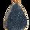 Thumbnail: Blue Geode Glittering Druzy Pendant