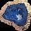 Thumbnail: Big Blue Druzy Pendant