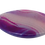 Thumbnail: Purple and Magenta Agate Slice