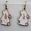 Thumbnail: Cute Bunny Rabbit Earrings