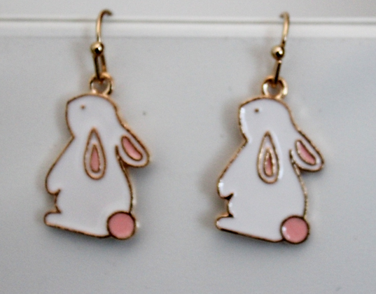 Cute Bunny Rabbit Earrings