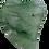Thumbnail: Green Heart Agate Pendant