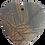 Thumbnail: Picasso Jasper Heart Pendant