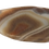 Thumbnail: Brown and White Agate Slice Pendant