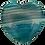 Thumbnail: Green Heart AgatePendant
