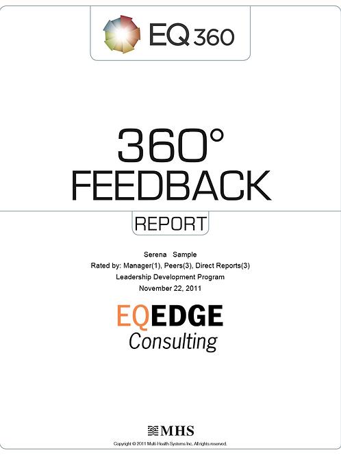 EQ360 Workplace Report