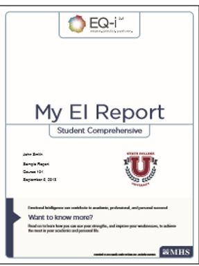 EQ-i Higher Education Report