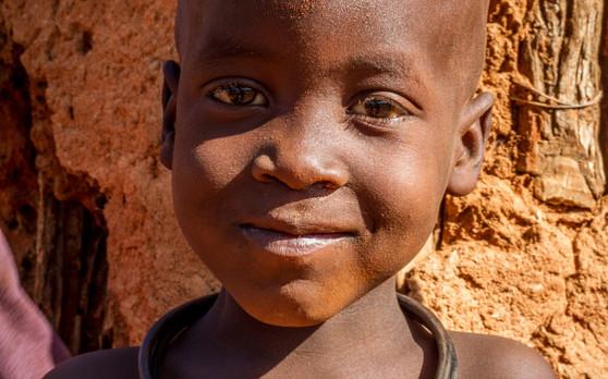 Himba youth