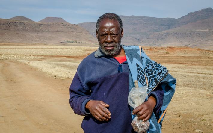 Lesotho man