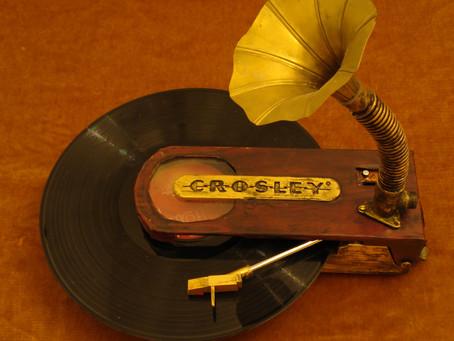 Un vieux disque rayé