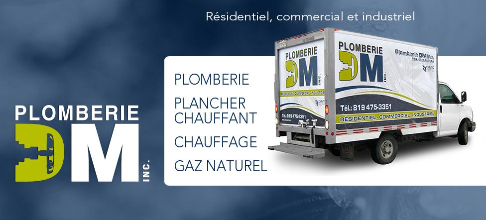 Situés à Drummondville, nous sommes experts en plomberie, chauffage et gaz naturel dans les domaines résidentiel, commercial et industriel.