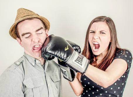 Comment on a envie de réagir versus comment ON DEVRAIT réagir