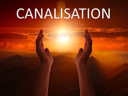 Canalisation (message de vos guides)