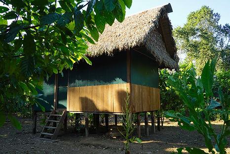 Cabaña Eco albergue