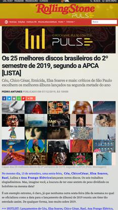 Rolling Stone Brasil - Dec. 2019