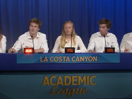 LCC Academic Team