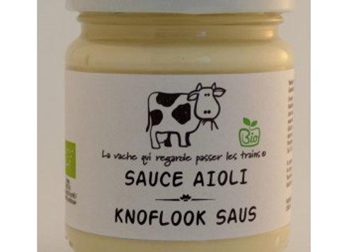 Sauce aioli/saus knoflook 200ml