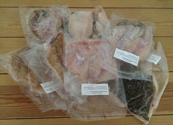 Poisson frais du jour/verse dagelijkse vis 1kg
