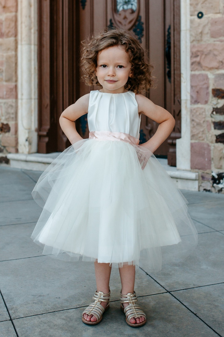 Bailey Tutu + Farren dress size 3T