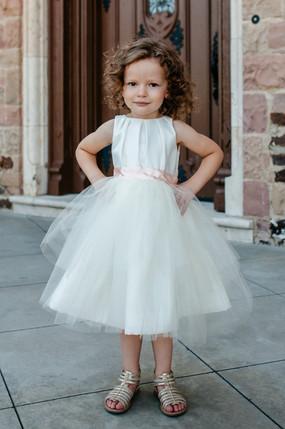 Bailey Tutu + Farren dress size 3T
