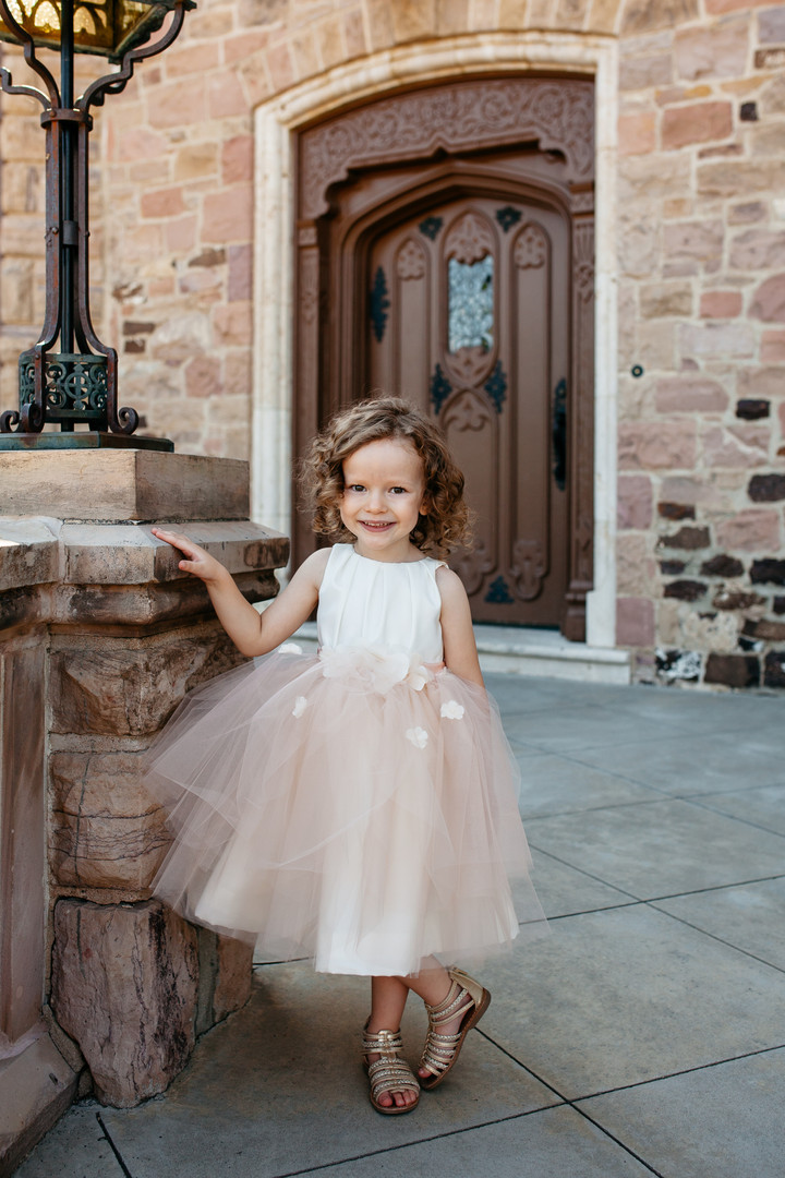 Ainsley tutu + Farren dress size 3T