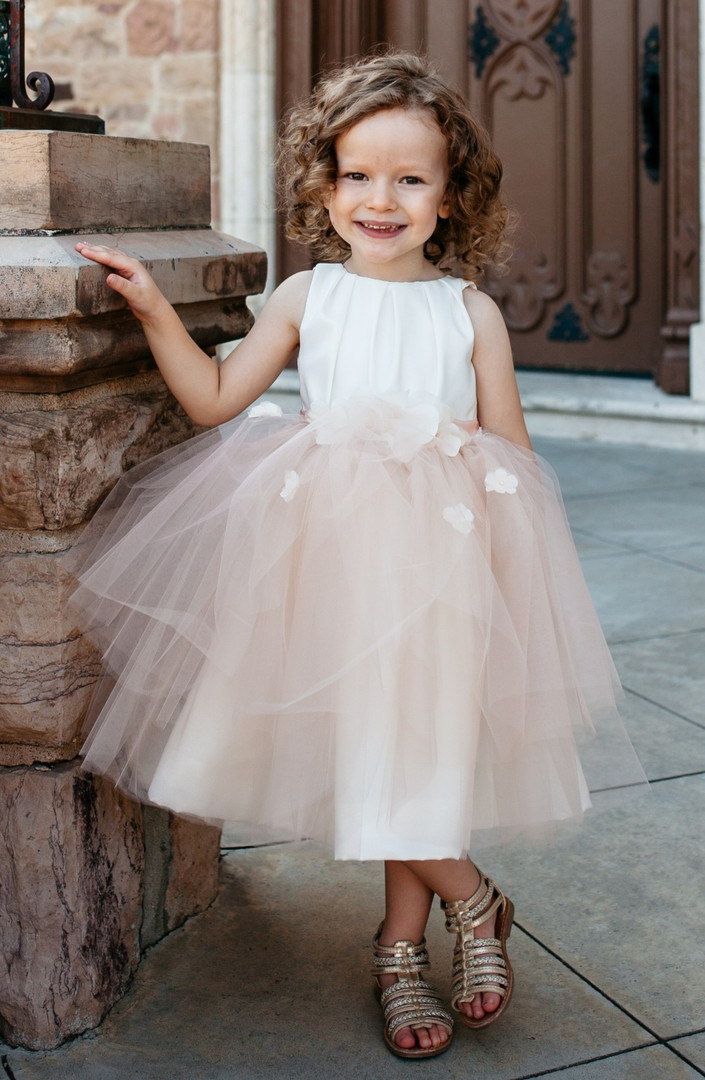 Ainsley tutu + Farren dress