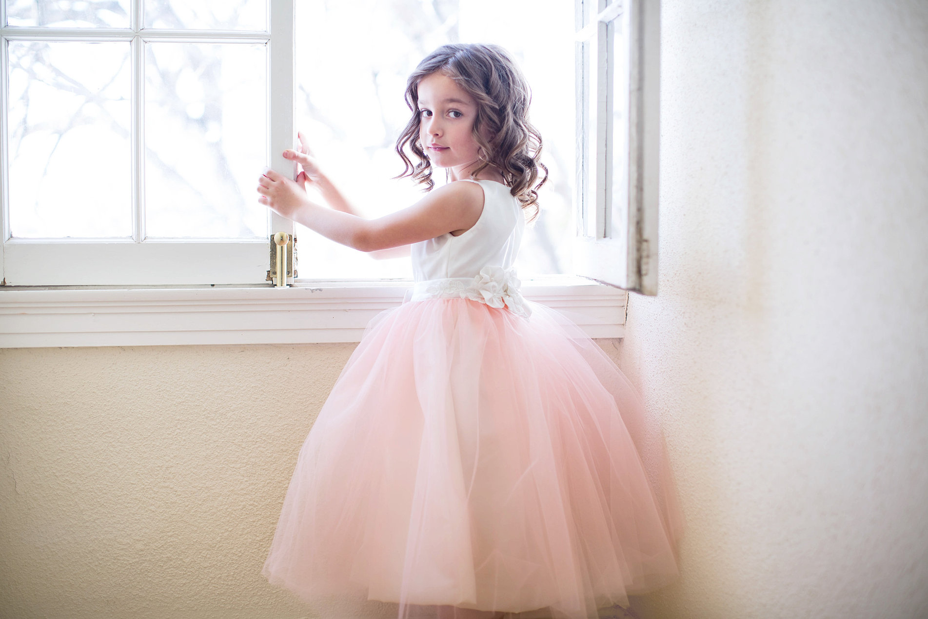 Lille Couture Flower Girl Dresses