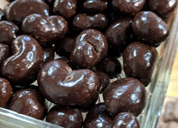 Deluxe Chocolate Covered Nuts