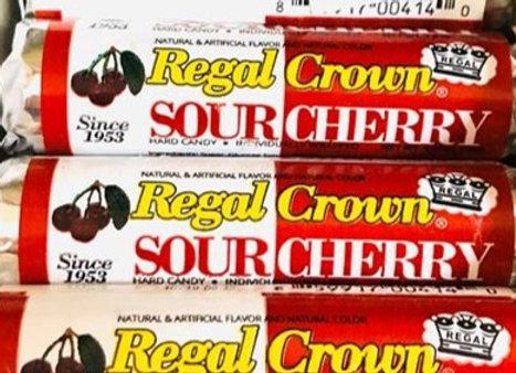 Reeds and Regal Crown Hard Candies