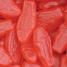 Small Red Swedish Fish