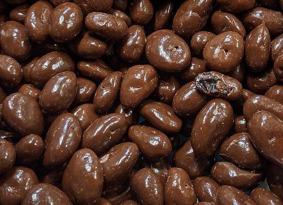 No Sugar Added Chocolate Covered Raisins