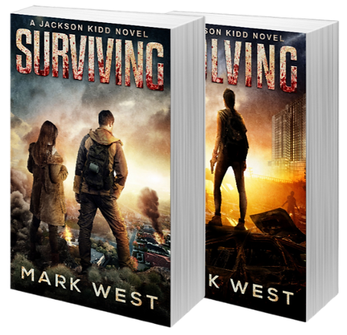 SURVIVING & EVOLVING - Book1 & 2