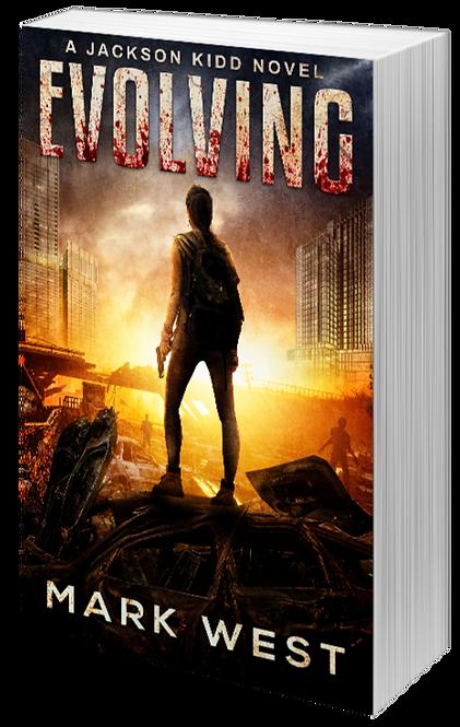 EVOLVING - Book 2