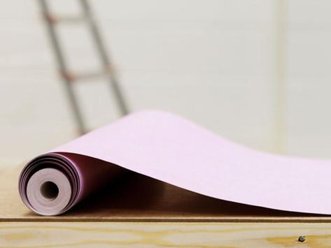 Papier peint : les secrets d'une pose réussie!
