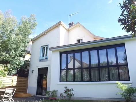 Avant / après : une maison fièrement contemporaine !