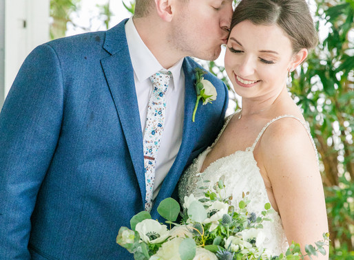 Pamela & Jess' Haig Point Wedding
