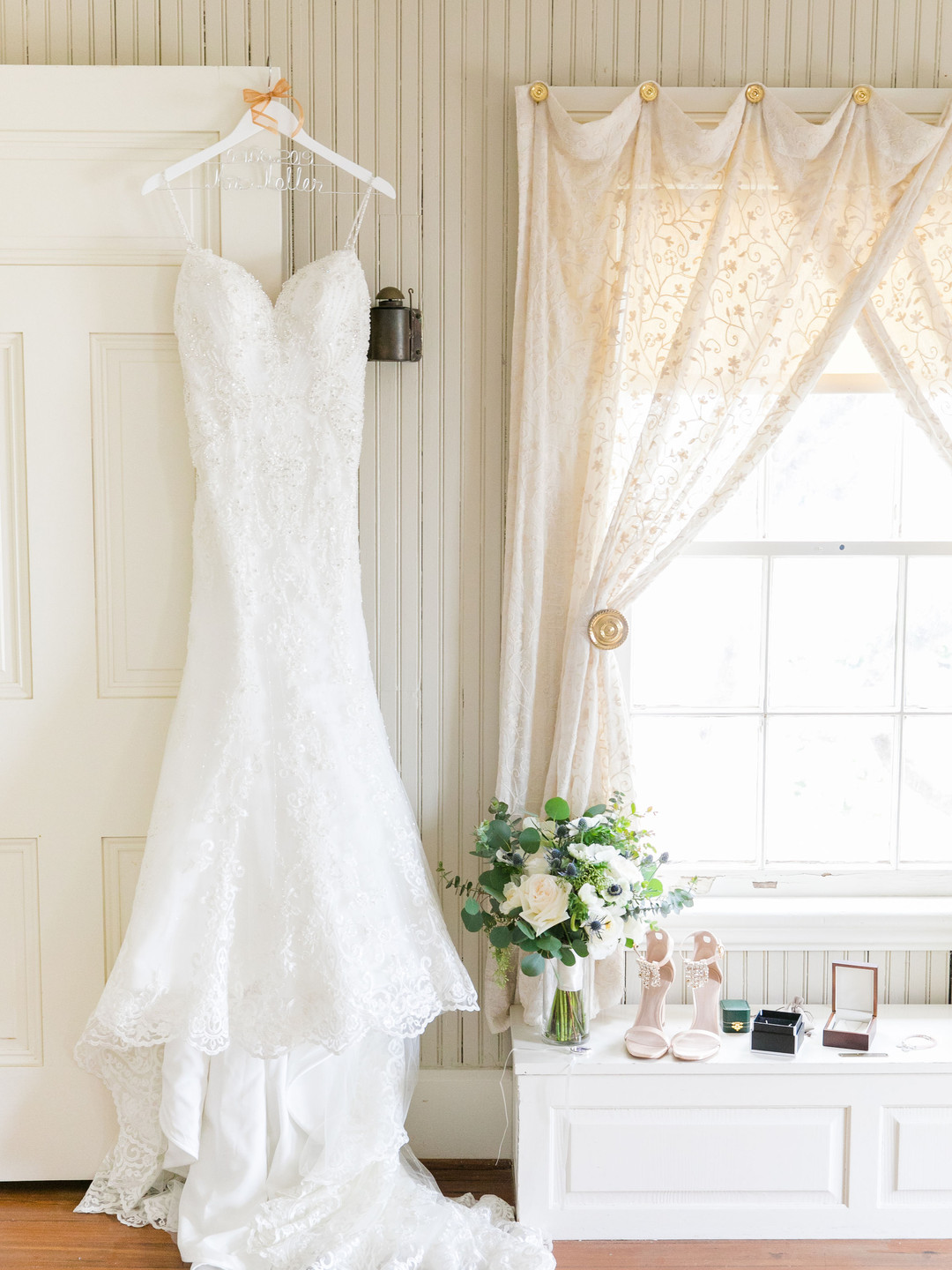 Wedding Dress - Photo by Dana Cubbage