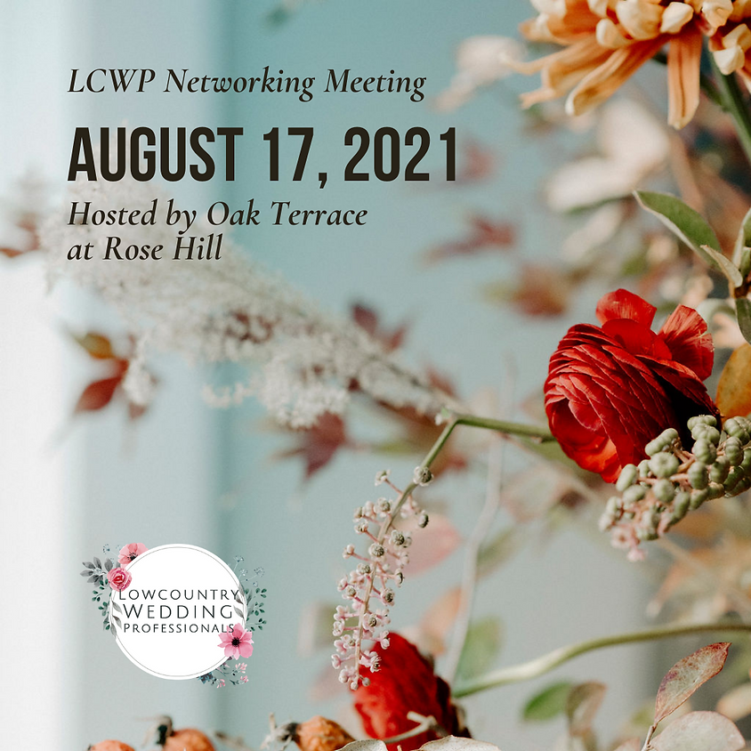 August 2021 Networking Meeting