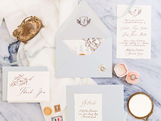 Southern France Inspired Lowcountry Wedding