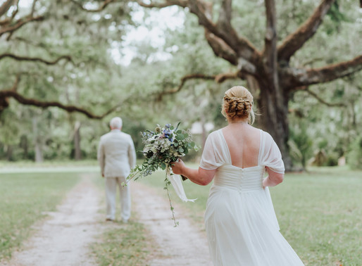Jessica & Michael's Sea Pines Country Club Wedding
