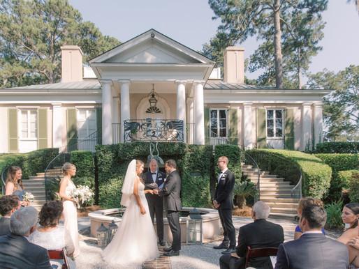 Kirstin & Nick's Oldfield Club Wedding