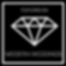 modern weddings blog logo