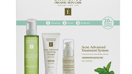 The Acne Advanced System