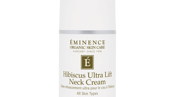 Hibiscus Ultra Lift Neck Cream