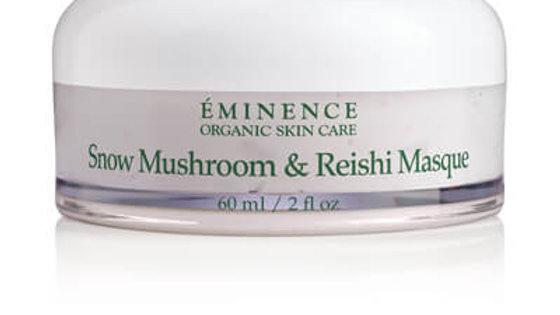 Snow Mushroom& Reishi Masque