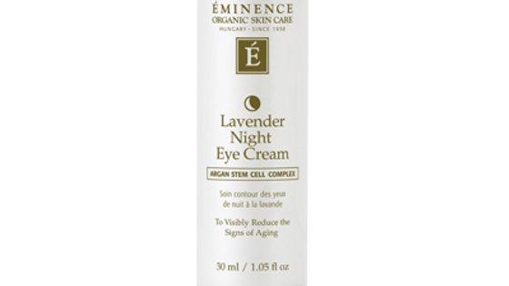 Lavender Night Eye Cream