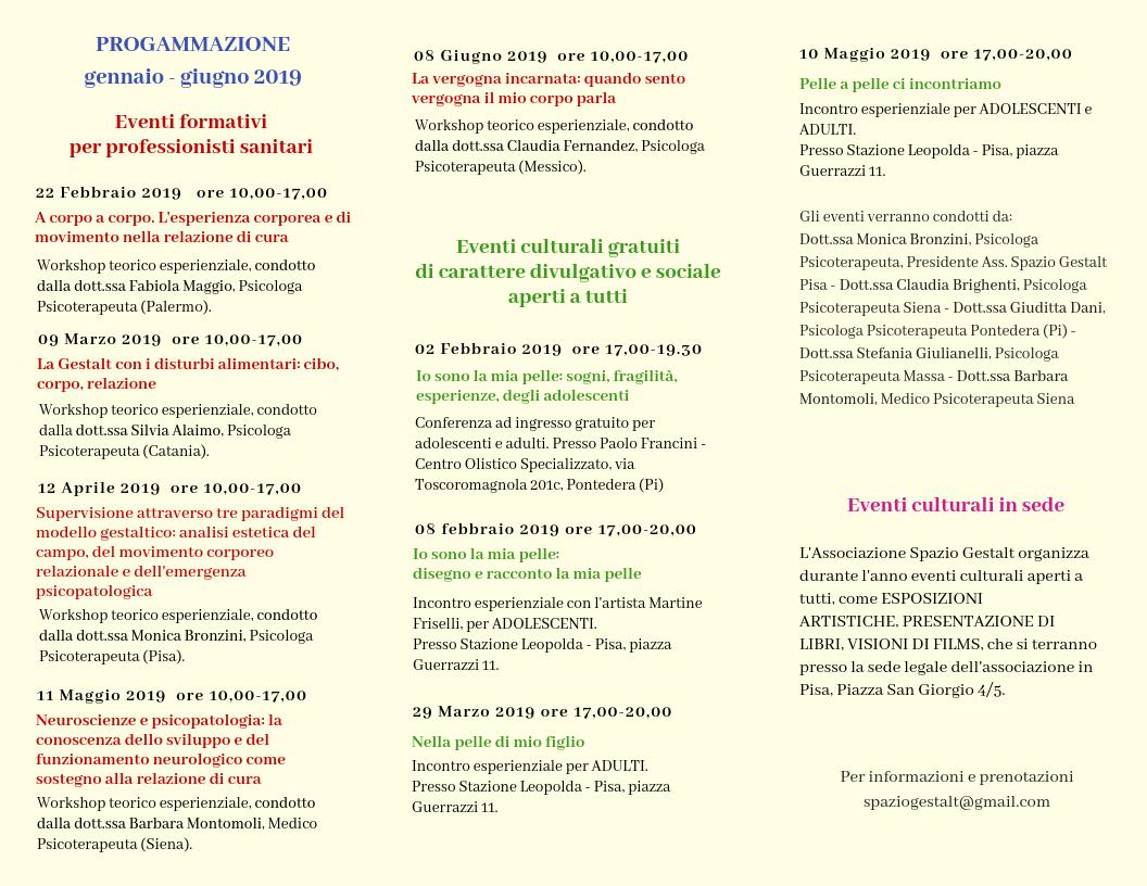 Brochure semestrale SG_2