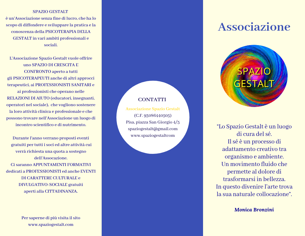 Brochure semestrale SG_1