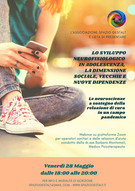 Webinar LO SVILUPPO NEUROFISIOLOGICO IN ADOLESCENZA