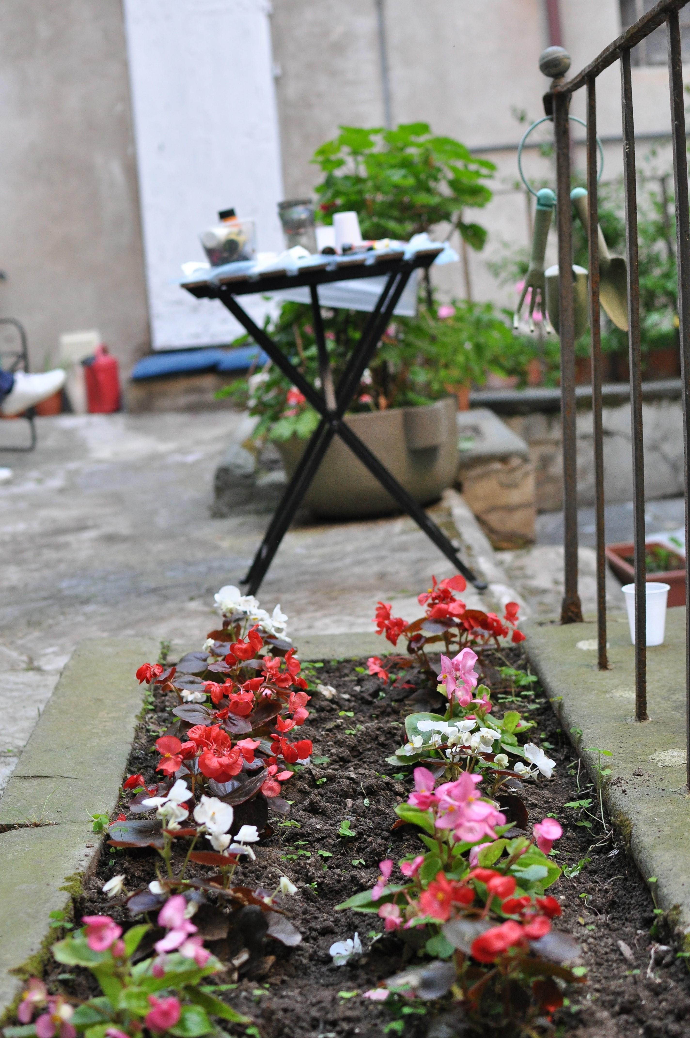 Spazio Gestalt giardino